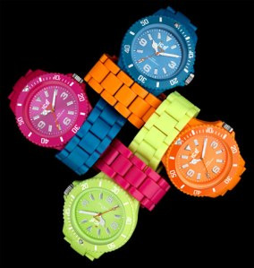 ice-watch-classic fluo collection