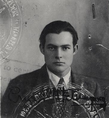 Ernest Hemingway | bioutibox.be