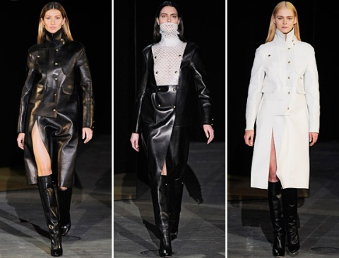 Coll. automne/hiver 2012-2013 Alexander Wang
