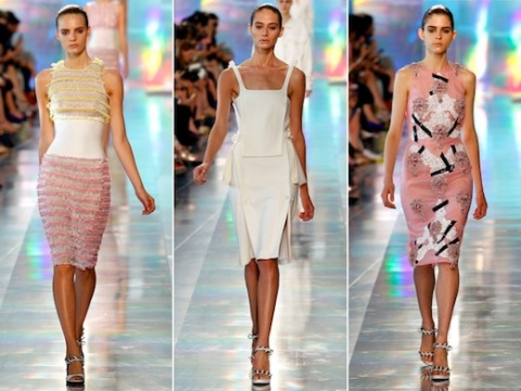 Collection printemps/été 2013 Christopher Kane
