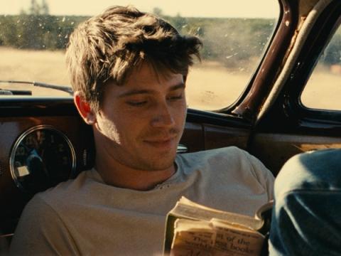 """Garrett Hedlund dans """"Sur la route"""" adapté du mythique roman de Jack Kerouac"""