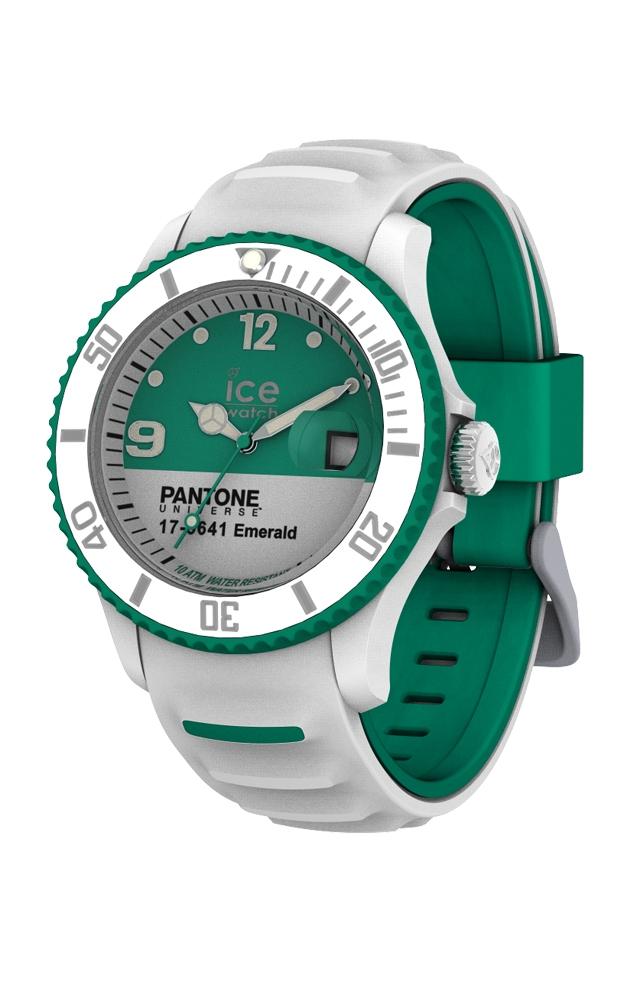 La montre Pantone Ice-Watch, une collaboration haute en couleur