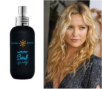 Le Surf Spray Bumble&Bumble, ici porté par Kate Hudson