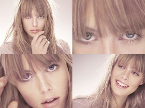 Burberry Beauty - English Rose (Behind the scenes)