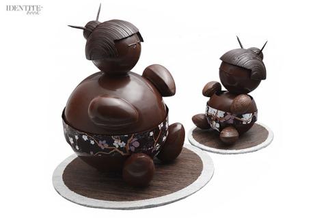 Choco Sumo de Christophe Roussel (28 et 48 €)