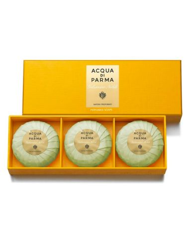 Coffret de trois savons Magnolia Nobile, Acqua di Parma