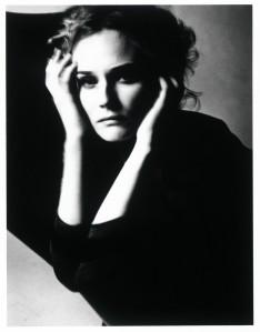 Diane Kruger_Karl Lagerfeld-Chanel