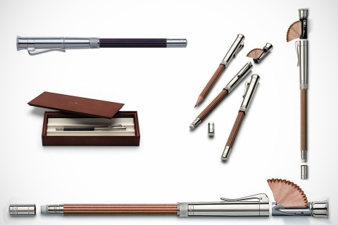 Doc. Graf von Faber-Castell, the Perfect Pencil