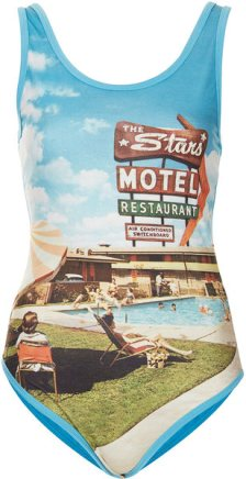 Motel Body, collection Palm Springs Top Shop (23 €)