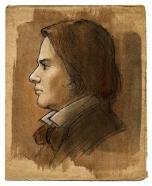 Victor Hugo par Laurent Paturaud