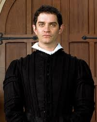 Le conseiller Thomas Cromwell, incarné par l'ébouriffant James Frain dans la série The Tudors
