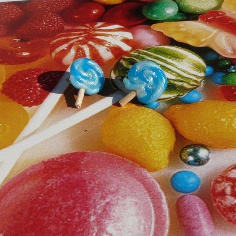 Boucles d'oreilles Lollipops, Adrienne Nélissen