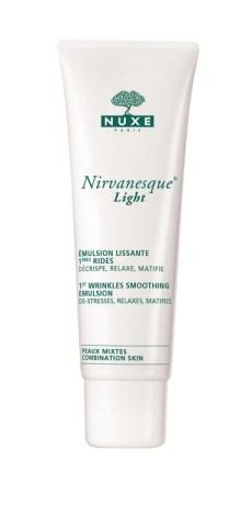 Nirvanesque Light de Nuxe, la nouvelle référence allégée qui va plaire aux peaux mixtes