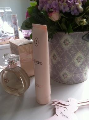 Présentation à la presse du Parfum Repetto (ph. VD)