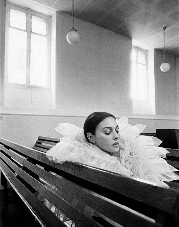 Monica Bellucci par Kate Barry