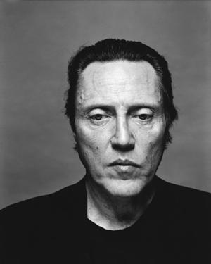 Christopher Walken par Kate Barry