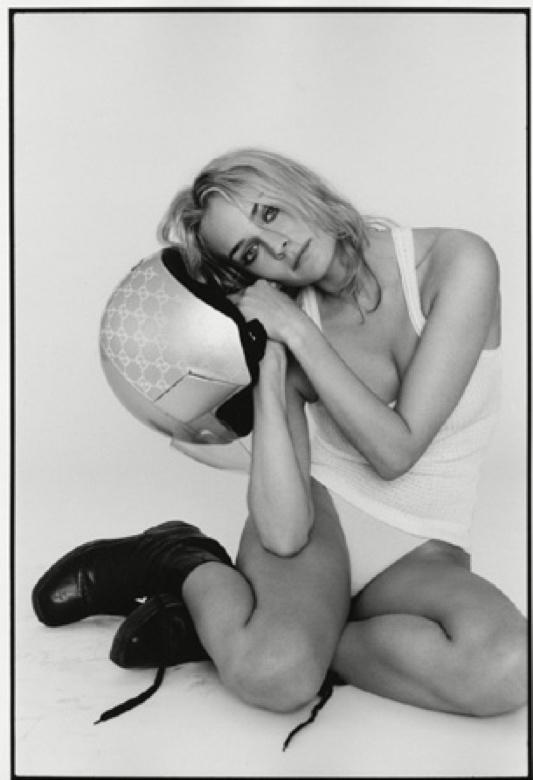 Diane Kruger photographiée par Kate Barry