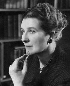 Stella Gibbons, poétesse et romancière anglaise (1902-1989)