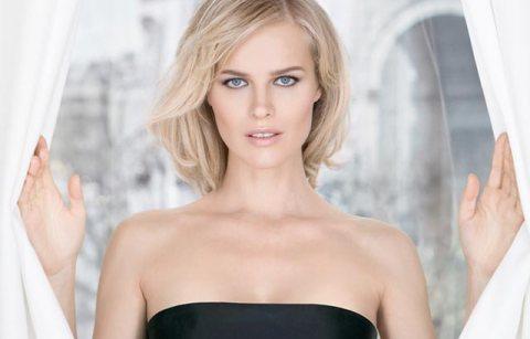 Eva Herzigova incarne la nouvelle femme Capture Totale au plus-que-parfait (doc. Dior)