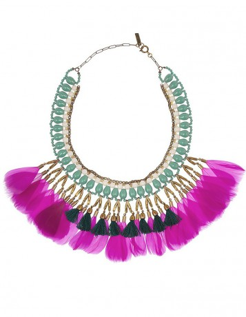 Collier Kayapo Isabel Marant (580 €)