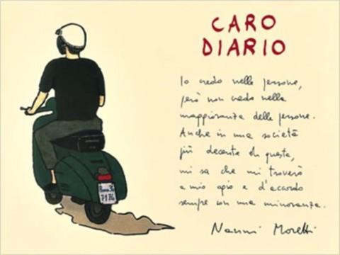 Une séquence inoubliable sur la musique de (Journal intime, Nanni Moretti, 1993)