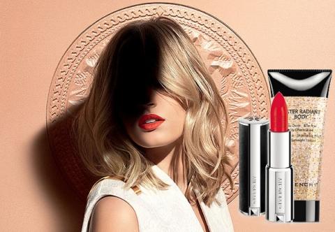 """Maquillage été Givenchy, collection """"Croisière"""""""