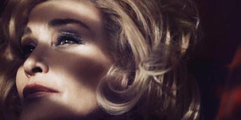 Jessica Lange pour Marc Jacobs Beauty