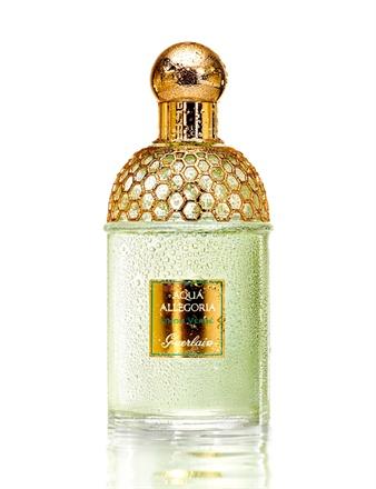 Limon Verde, la nouvelle Acqua Allegoria de Guerlain capture en flacon le charme fusant d'un mojito