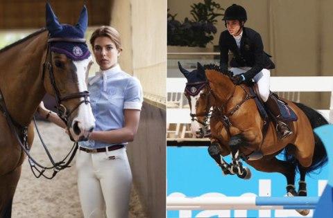 Charlotte-Casiraghi-gucci-Equestrian