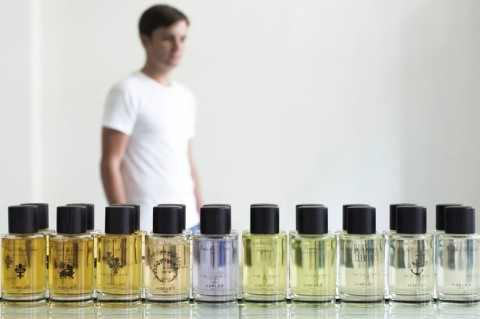 Une collection d'eaux de parfums qui réinventent avec brio l'écriture olfactive (doc. James Heeley)