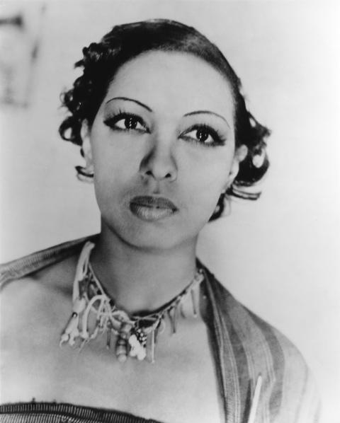 Josephine Baker, affolante de modernité, en 1925