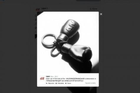 Le porte-clé gants de boxe qui met les fashionistas k.o.