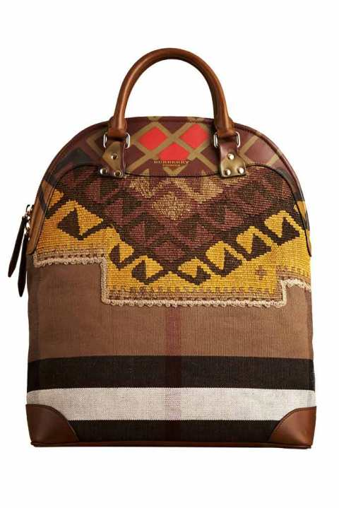 Sac à main The Bloomsbury, Burberry Prorsum automne/hiver 2014-2015