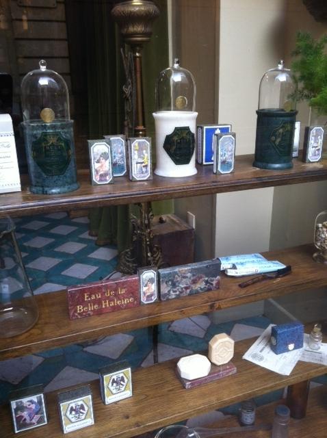 Une présentation qui rend hommage au vinaigrier et parfumeur du XIXe siècle, Jean-Vincent Bully (ph. VD)