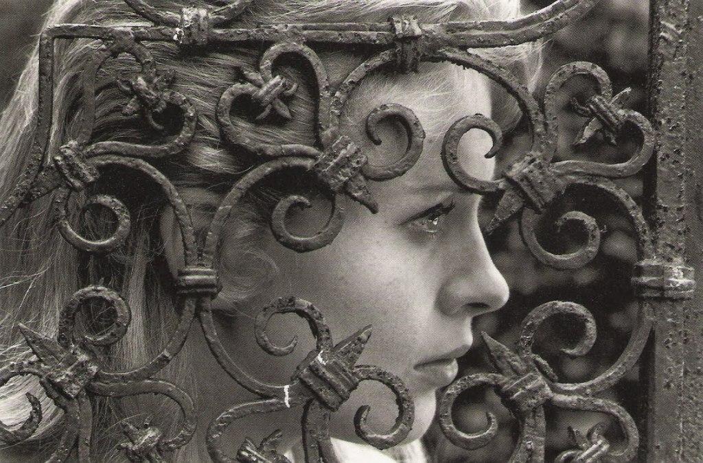 Jean Seberg à Long Island, New York, en 1963. Photo Henri Dauman