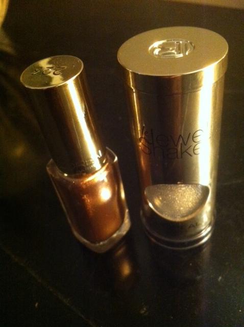 Vernis L'Oréal Paris et Jewel Shaker, coll. fêtes 2014 Diamantissime Tsarina (ph. VD)