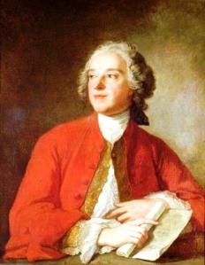 Portrait de Pierre-Augustin Caron de Beaumarchais par Jean-Marc Nattier