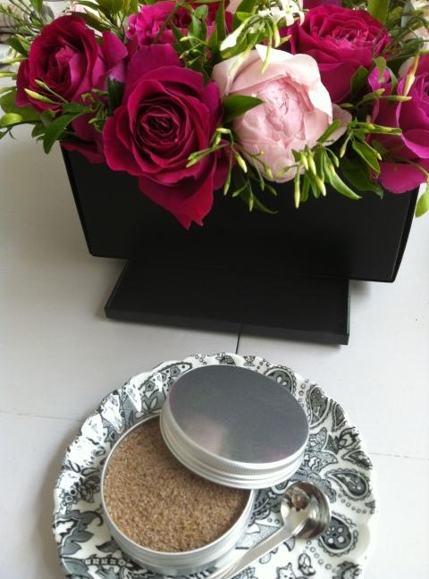 Une série de sels aromatisés apportent aux plats leurs notes subtilement parfumées