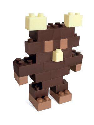 ChocoBricks-trois chocolats