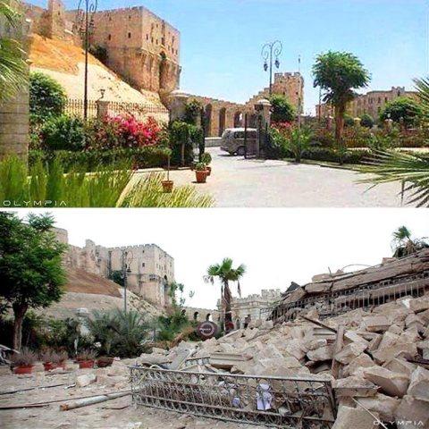 syrie-aleppo-avant-apres