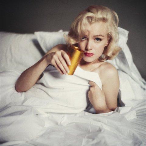 Marilyn Inedite-Flammarion