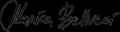 Nivea_Monica Bellucci Autograph