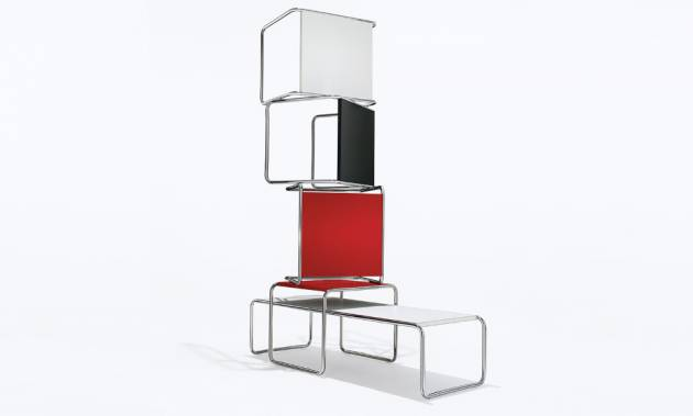 Marcel-breuer-mobilier tubulaire