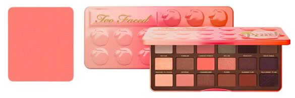 Palette de fards Too Faced