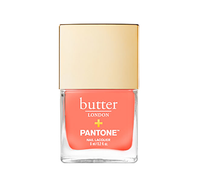 Vernis Butter + Pantone